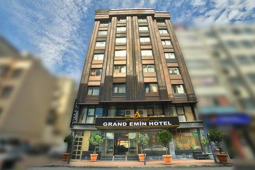 Тур в Grand Emin Hotel 3☆ Туреччина, Стамбул
