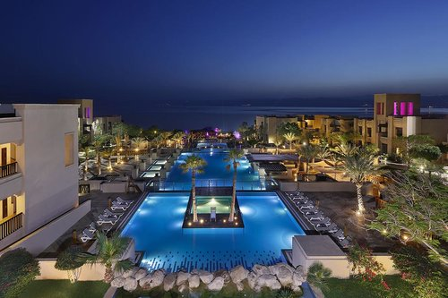 Тур в Holiday Inn Dead Sea Resort 5☆ Иордания, Мертвое море