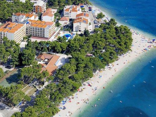 Тур в Horizont Hotel 4☆ Хорватия, Башка Вода