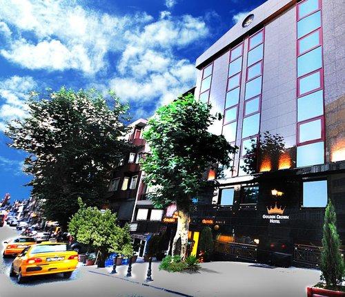 Тур в Golden Crown Hotel 3☆ Туреччина, Стамбул