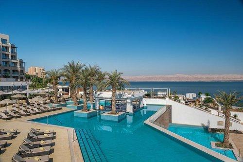 Тур в Hilton Dead Sea Resort & Spa 5☆ Иордания, Мертвое море