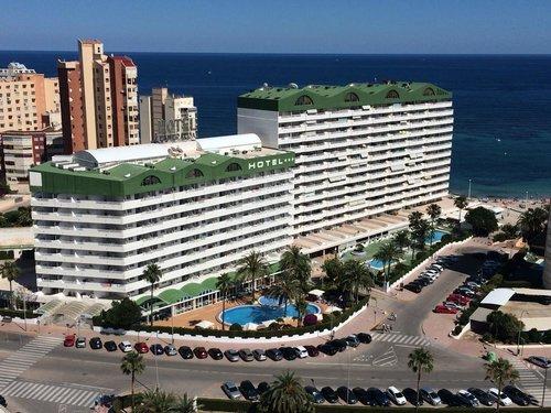 Тур в AR Roca Esmeralda Wellness & Spa Hotel 3☆ Испания, Коста Бланка