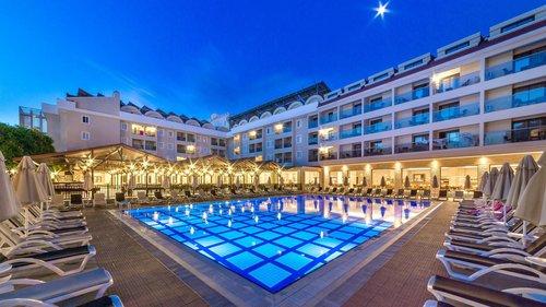 Тур в Julian Club Hotel 4☆ Турция, Мармарис