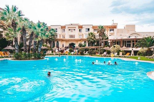 Тур в Marina Palace 4☆ Тунис, Хаммамет