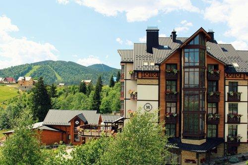 Тур в Chalet Du Mont 3☆ Украина - Карпаты, Буковель (Поляница)