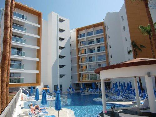 Тур в Captain Pier Hotel 3☆ Кипр, Протарас
