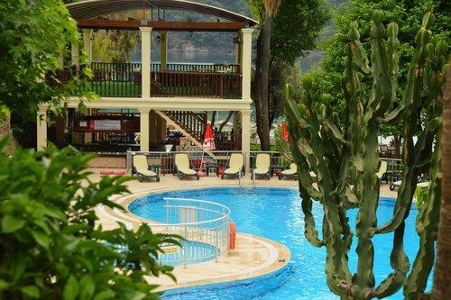 Гарячий тур в Club Hotel Meri 3☆ Туреччина, Фетхіє