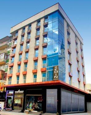 Гарячий тур в Emin Hotel 3☆ Туреччина, Стамбул