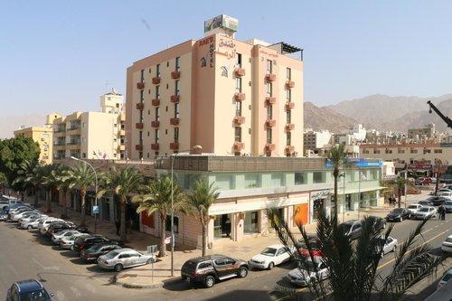Горящий тур в Al Raad Hotel 3☆ Иордания, Акаба