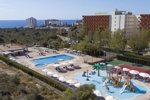 Тур в HSM Canarios Park Hotel 3☆ Испания, о. Майорка