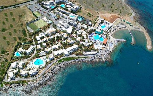 Тур в Nana Golden Beach 5☆ Греция, о. Крит – Ираклион