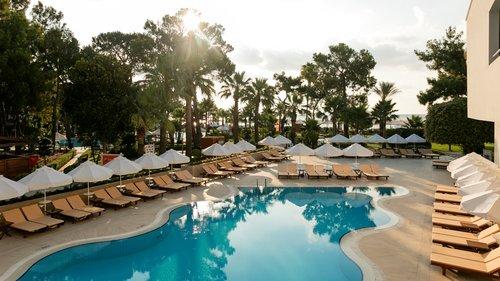 Тур в Seven Seas Hotel Life 5☆ Турция, Кемер