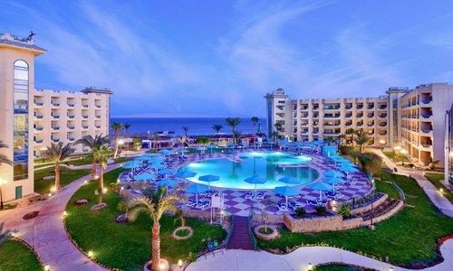 Тур в Hotelux Marina Beach 4☆ Египет, Хургада
