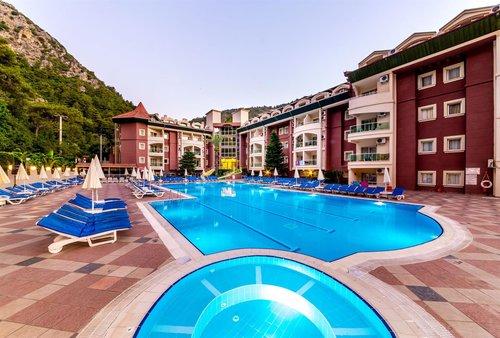 Тур в Julian Forest Suites 4☆ Турция, Мармарис