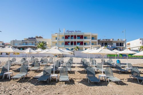 Тур в Olympic II Apartments 4☆ Греция, о. Крит – Ретимно
