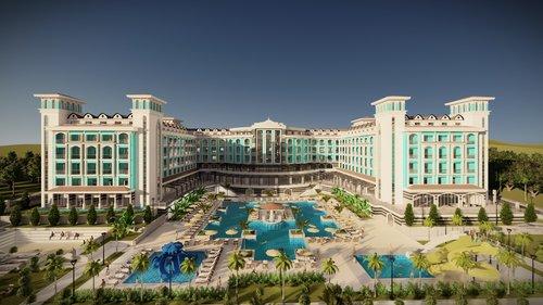 Тур в Maxeria Blue Didyma Hotel 5☆ Туреччина, Дідім