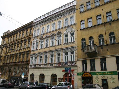 Тур в Tosca EA Hotel 3☆ Чехия, Прага