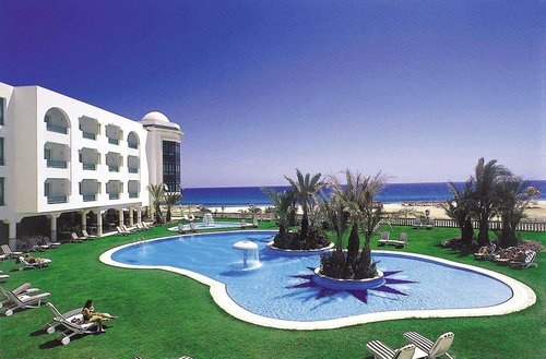 Тур в Mehari Hammamet Hotel 5☆ Туніс, Хаммамет