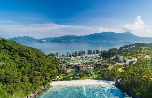 Тур в Phuket Marriott Resort & Spa, Merlin Beach 5☆ Таиланд, о. Пхукет
