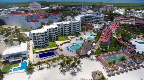 Гарячий тур в Aquamarina Beach Hotel Cancun 4☆ Мексика, Канкун