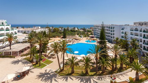Тур в El Mouradi Palace 5☆ Туніс, Порт Ель Кантауї