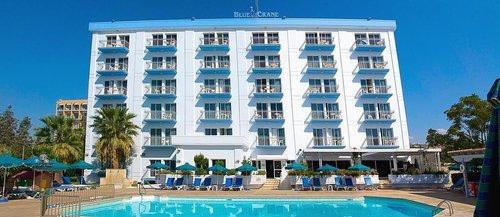 Горящий тур в Blue Crane Hotel Apartments 3☆ Кипр, Лимассол