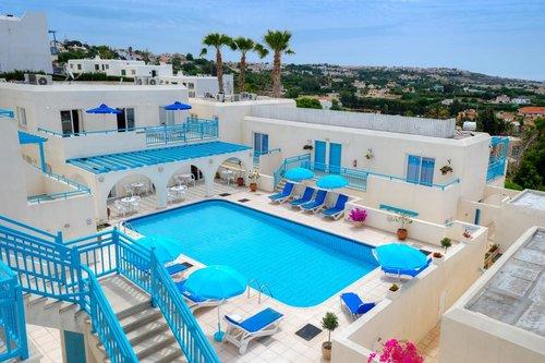 Горящий тур в Sunny Hill Hotel Apartments 3☆ Кипр, Пафос