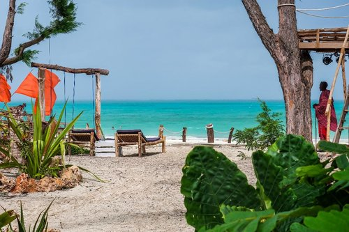 Тур в B4 Beach Club 4☆ Танзания, Занзибар