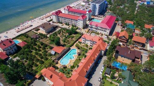 Горящий тур в Дельфин 3☆ Украина, Коблево