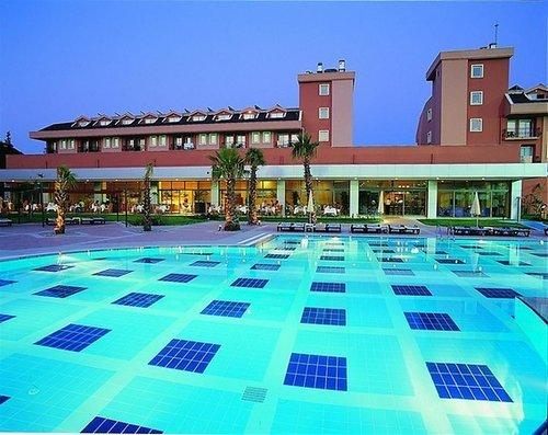 Тур в Viking Park Hotel 4☆ Турция, Кемер