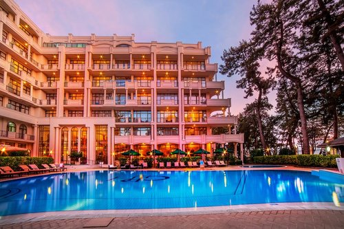 Тур в Kobuleti Georgia Palace Hotel & Spa 5☆ Грузия, Кобулети