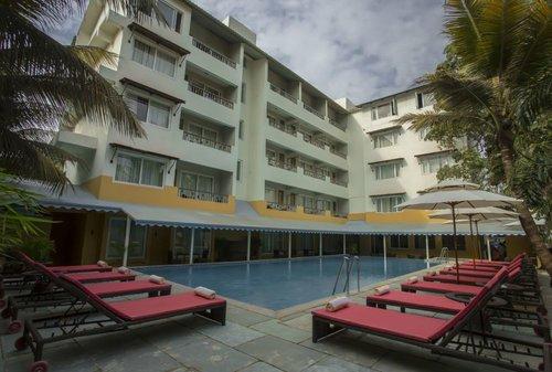 Тур в Silver Shell Resort 4☆ Индия, Северный Гоа