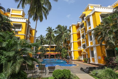 Тур в Adamo The Bellus 4☆ Индия, Северный Гоа