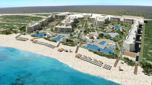 Тур в Planet Hollywood Beach Resort Cancun 5☆ Мексика, Канкун
