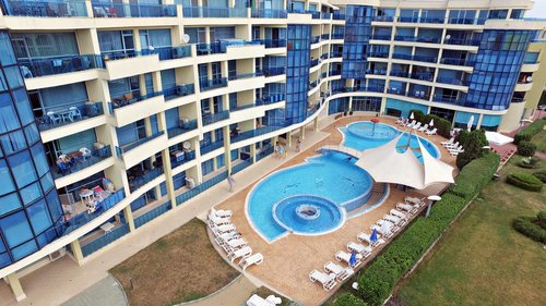 Тур в Marina Holiday Club 4☆ Болгария, Поморие