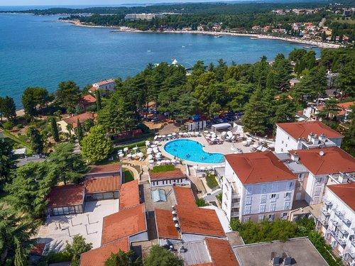 Тур в Valamar Pinia Hotel 3☆ Хорватія, Пореч