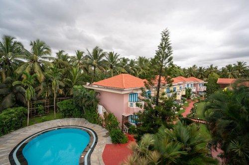 Тур в Coconut Grove An Indy Resort 4☆ Индия, Южный Гоа