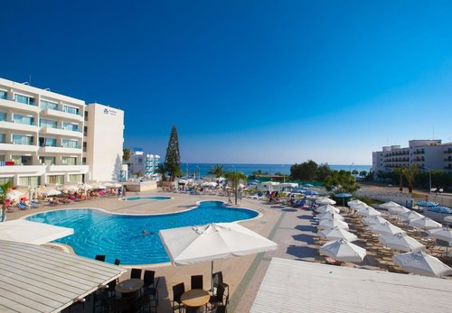 Тур в Odessa Beach Hotel 4☆ Кіпр, Протарас