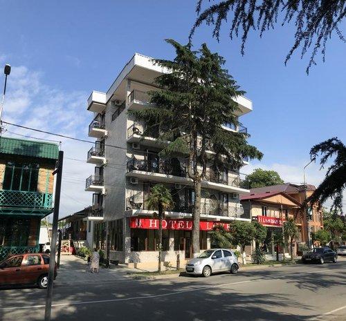 Тур в Love Hotel 3☆ Грузия, Кобулети