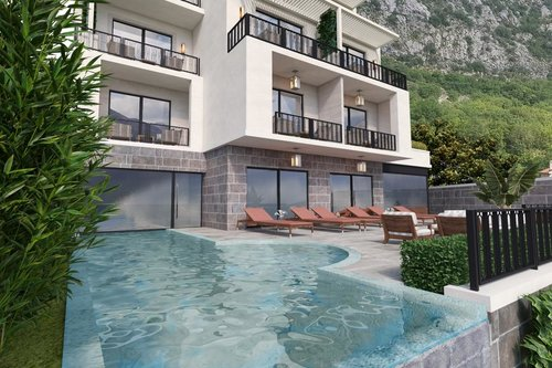 Тур в Casa Del Mare Vizura Boutique Hotel 4☆ Чорногорія, Котор