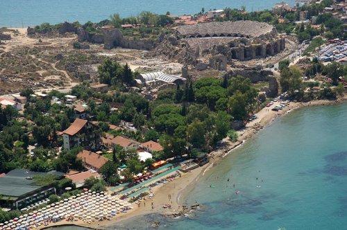 Гарячий тур в Leda Beach Hotel 3☆ Туреччина, Сіде