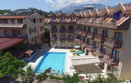 Тур в Himeros Beach Hotel 3☆ Турция, Кемер