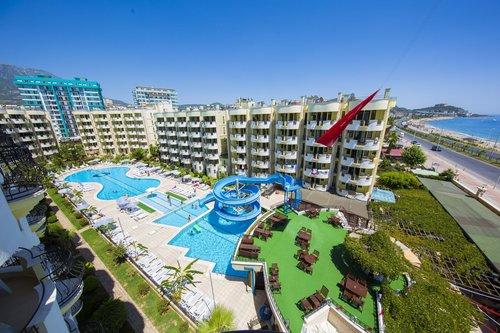 Тур в May Garden Club Hotel 4☆ Турция, Алания