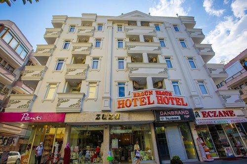 Гарячий тур в Ergun Hotel 3☆ Туреччина, Аланія