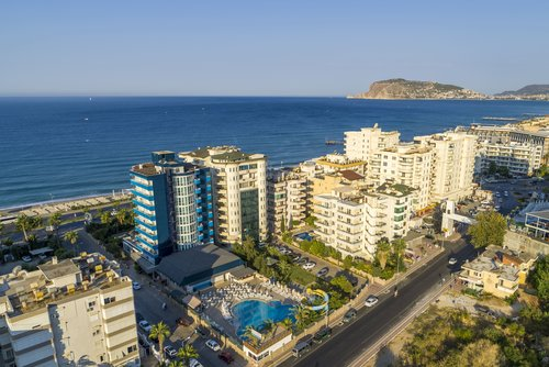 Тур в Arsi Blue Beach Hotel 4☆ Турция, Алания