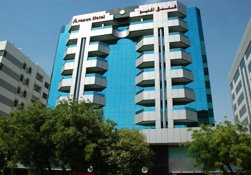 Тур в Avenue Hotel Dubai 4☆ ОАЕ, Дубай