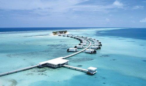 Горящий тур в Riu Palace Maldivas 5☆ Мальдивы, Даалу Атолл