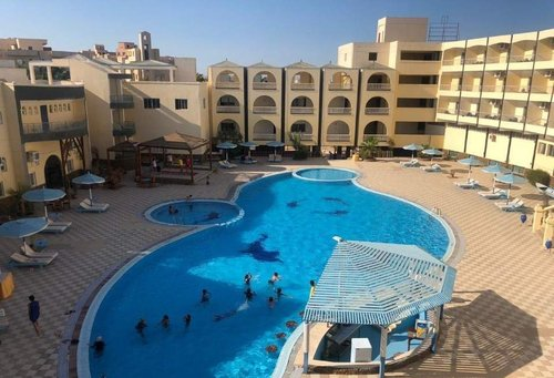 Гарячий тур в Grand Blue Saint Maria Aqua Park 3☆ Єгипет, Хургада