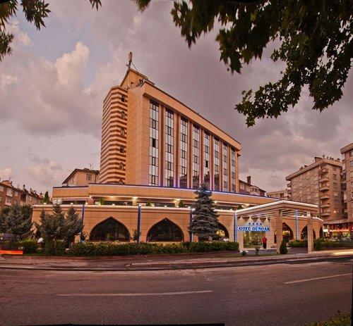 Гарячий тур в Dundar & Spa Hotel 4☆ Туреччина, Конья