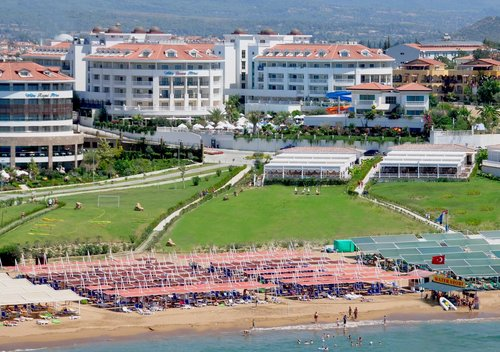 Тур в Alba Queen Hotel 5☆ Турция, Сиде
